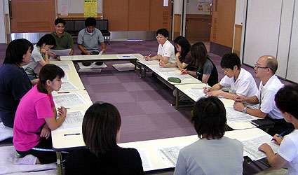 学生実習 2003 その1